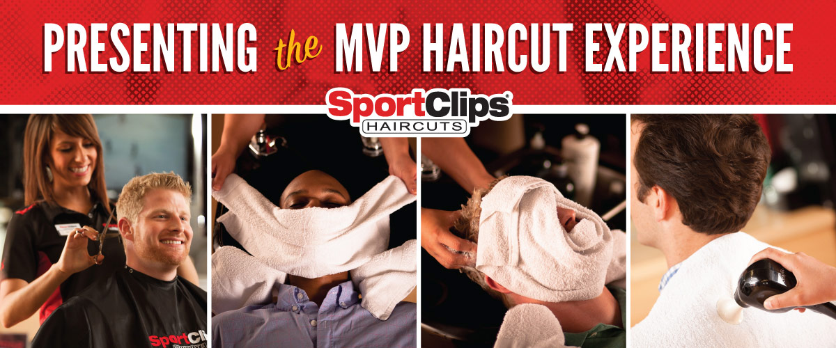 The Sport Clips Haircuts of Houston W. 19th Street MVP Haircut Experience